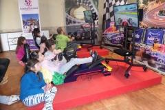 Simulador de F1 2017