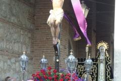 El Cristo, en Mayo de 2017